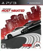 [ps3][used]need For Speed Most Wanted No Benefits From Japan/rc