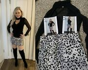 Playboy Michelle Baena Owned, Worn, 2-piece Outfit From Her Closet W/signed Pics