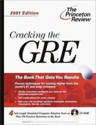 Cracking The Gre 2001 By Karen Lurie Princeton Review Staff