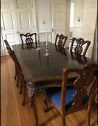 Dining Room Set Table And Chairs With Matching China Cabinet