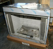 White Mountain Hearth Op36fp72mn-3 36 Outdoor Stainless Steel Gas Fireplace