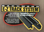 Bachmann N-scale E-z Track System Rails And Accessories Create Your Own Lot
