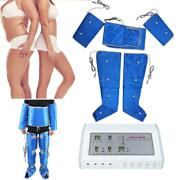 Far Infrared Sauna Suit Shaping Weight Lose Lymphatic Detox Massage Machine Co