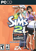 Sims 2 Open For Business Pc, 2006