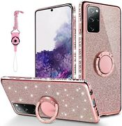 Samsung Galaxy S20+ Plus Case Screen Protector Full Body Cover Flexible 6.7inch