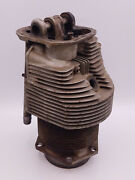 Vintage Continental A65 A70 6674 Cylinder Aircraft Airplane Engine Part Untested