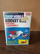 1967 Remco Swapmobile Rocket Car Add On Assembly Sealed Box Vintage