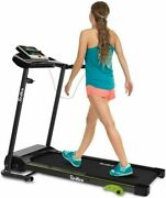 Treadmill 2.25hp Electric Motorized Folding Running Fitness Machine Home Gym Lcd