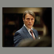 Mads Mikkelsen Sexy Rare And New 8x10 Photo Ll98
