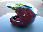 Menand039s Fly Racing F2 Mips Carbon Zoom Motocross Helmet Extra Small 73-4203xs