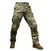 O.p.s Combat Advanced Fast Response Pants In Crye Multicam, Knee Insert,