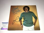 Lionel Richie Signed Autographed Vinyl Record Commodores Free Shipping Psa Dna
