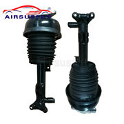Pair Front Left Right Mercedes E-class W212 C218 Air Suspension Spring Strut New