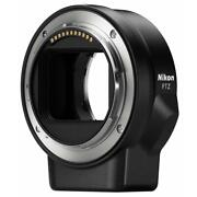Nikon Z5 Ff Mirrorless Camera With Z 24-50mm F/4-6.3 Lens With Mount Adapter Ftz