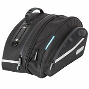 Expandable Motorcycle Panniers Sports Luggage 17-22l Inc Waterproof Cover
