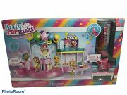 Party Popteenies - Poptastic Party Playset Spinning Dance Girl Mystery's Gift