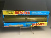 Sm-007 Super Bazooka Battery Operated 4 Sound Light Up Toy