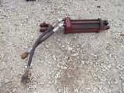 Farmall Ih 300 Rc Tractor 2pt Quick Fast Hitch Lift Cylinder W/ Hoses