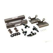 Deatschwerks Fuel Rail / Injector Kit For 04-06 Sti And Legacy Gt 6-101-1500