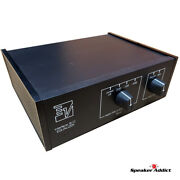 Ev Eectro Voice Seq Interface B And C Equalizer Vintage Speaker System New In Box