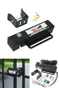 Automatic Gate Lock For Single And Dual Swing Gate Openers   Mighty Mule Fm143