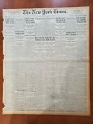 1921 February 11 New York Times - Georgia Cyclone Wipes Out Hamlet - Nt 8120