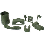 Toy Gifts Toy Soldiers/cars/trucks /tractors/toy Guns Models -7 Pcs