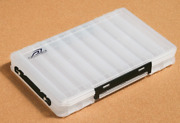 Double-sided Storage Box For Wobblers And Ice Jiggers 10 10 Sections Fishing