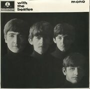 With The Beatles Factory Sealed 180 Gram Remastered Mono Vinyl Lp