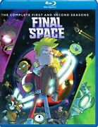 Final Space The Complete First And Second Season Series 1 2 New Blu-ray Region B
