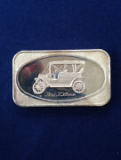 1972 Madison Mint Ford T. Lizzie Tin Mad-5v1 Silver Bar P1216
