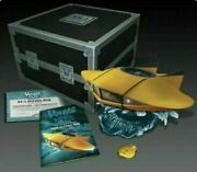1/32 Moebius Voyage To The Bottom Of The Sea Diecast Flying Sub Pre Built 2817