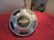 1975-1987 Chevrolet C-10 Pick-up Gm Oem Dog Dish Hubcap 10 Inch Free Shipping