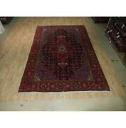 7x11 Hand Knotted Semi-antique Ardabil Rug B-73581