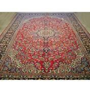 10x14 Authentic Hand Knotted Oriental Rug Pix-7068