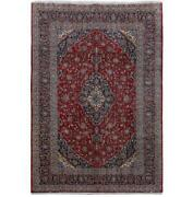 8x12 Authentic Hand-knotted Oriental Signed Rug B-81248