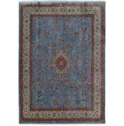 9x13 Authentic Hand-knotted Oriental Signed Rug B-81378