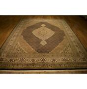 8x11 Authentic Hand Knotted Rug La-52883