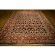 Fascinating 8x11 Authentic Hand-knotted Rug La-52731