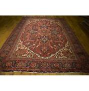 Fascinating 8x11 Authentic Hand-knotted Rug La-52702