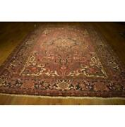 Fascinating 8x11 Authentic Hand-knotted Rug La-52575
