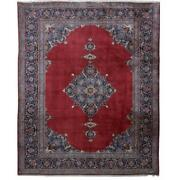 10x12 Authentic Hand-knotted Oriental Signed Rug B-82349