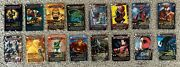 Collectible Cards Marvel Spider-man