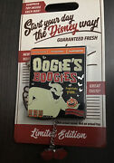 Disney Oogie's Boogies Cereal Box Nightmare Before Christmas Nbc Pin Le Sold Out