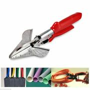 Siding Multi Angle Snips Trimming Pipe Cutting Cutter Scissors Fillet Shear