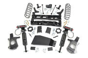 Rough Country 7.5in Gm Suspension Lift Kit W/vertex Coilovers 07-13 Avalanche