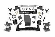 Rough Country 6 Gmc Lift Kit 14-18 1500 Denali Magneride|alum Stamped Steel