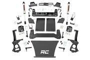 Rough Country 6in Suspension Lift Kit | Strut Spacers 19-20 Gmc 1500 Pu 4wd/2wd