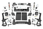 Rough Country 6 Suspension Lift Kit|spacers|diesel 19-20 Gmc 1500 Pu 4wd/2wd