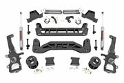 Rough Country 6in Ford Suspension Lift Kit | Strut Spacers 04-08 F-150 2wd